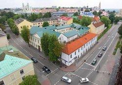 В историческом центре Гродно в 2015 году капитально отремонтируют около 20 домов