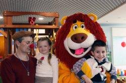 В Национальном аэропорту «Минск» открылась детская площадка