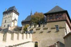 В Чехии для туристов откроется подземный ход крепости Карлштейн