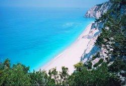 Лучший пляж Европы находится в Греции