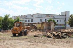 В центре Пинска снесли исторические дома XVIII века