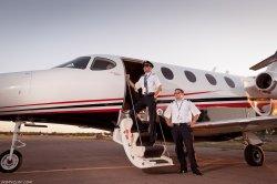 Частная авиация упрощает логистику и «делает жену счастливее»