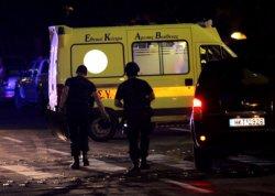 Перестрелка в критском отеле на курорте Херсониссос между вооруженными грабителями и полицией