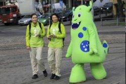 В Хельсинки снова начали работу помощники туристов