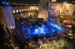 Сезон культуры в Иерусалиме продлится с 27 июля по 4 сентября