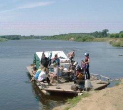 Сотрудники турфирм приглашаются к участию в юбилейном сплаве на плоту по Неману