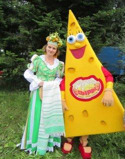 Настоящее торжество вкуса  на Третьем Сырном фестивале в Ботаническом саду