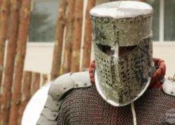 К рыцарскому фестивалю «Гонару продкаў» в Вилейке возведут средневековый замок