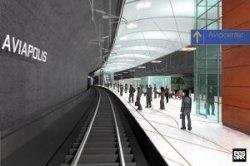 Открывается железная дорога в аэропорт Хельсинки