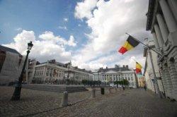 В центре Брюсселя открылась новая пешеходная зона