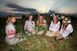В Минске пройдет «Купальский вечер»