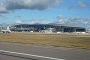 В лондонском Heathrow закрыт терминал 1