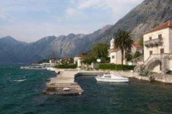 В Черногории в Которской бухте появится туристский комплекс