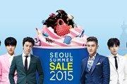 В Сеуле началась летняя распродажа