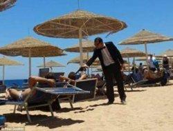 Пока Египет усиливает охрану курортов, сотрудник отеля в Шарм-эль-Шейхе «стреляет» в туристов