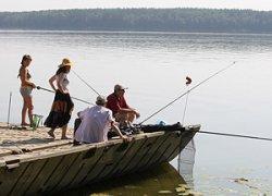 Гостям «Большой бард-рыбалки» предложат эксклюзивные туры на вертолете