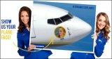 Туристам предлагают стать лицом авиакомпании Ryanair