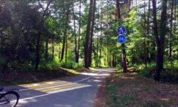 Особенности велоинфраструктуры на Гродненщине: в Лиде стало больше велопарковок, в Гродно велосипедистам запретили ездить по Тропе здоровья