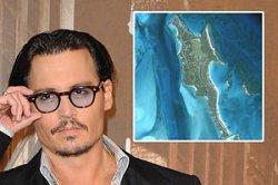 Джонни Депп купил островок в Греции за 4,2 млн евро