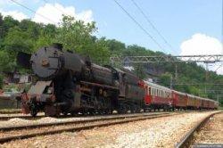 Железные дороги Сербии открывают экскурсионный маршрут на ретропоезде