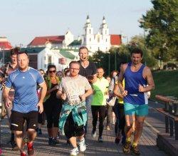 Бегом по Минску, или Самая быстрая экскурсия по столице