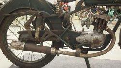 Уникальные ретромотоциклы (в том числе и на дровах!) можно будет увидеть на фестивале «Кола часу-2015» в Ждановичах