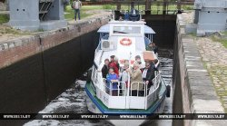 Августовский канал набирает популярность у путешественников на яхтах
