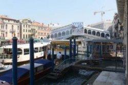 В Венеции открылся новый причал