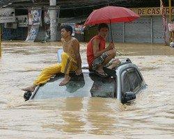 Наводнение на Филиппинах унесло жизни почти 20 человек