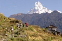 Район Аннапурны в Непале снова открыт для туристов
