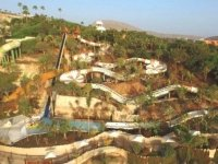 На Тенерифе открыли самую быструю водяную горку в мире