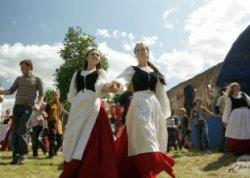 29 августа состоится фестиваль «Гольшанский замок-2015»