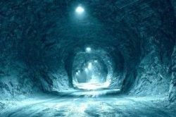 Турция открыла для туристов самую большую соляную пещеру