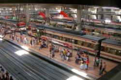 В аэропорт Барахас в Испании с октября можно будет добраться на электричке