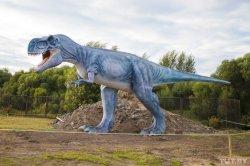 Директор первого динопарка: «Динозавров в Беларуси еще не было!»