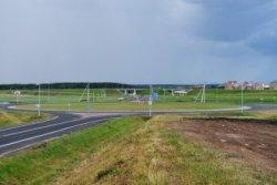 На севере Гродненщины открыли движение по новой трассе