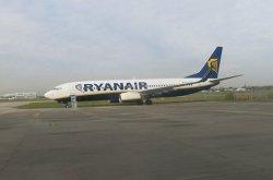 Из-за пьяных белорусов произошло ЧП на рейсе Ryanair Каунас–Аликанте