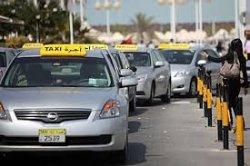 Туристов в Абу-Даби будут возить таксисты из Европы