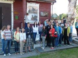 Студенты истфака БГУ на практике подготовили книгу «Народная культура Браславщины»