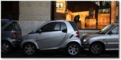 Париж отменяет бесплатную парковку