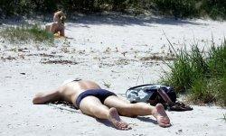 Ближайшие две недели на популярных курортах Паланга и Юрмала должны быть жаркими