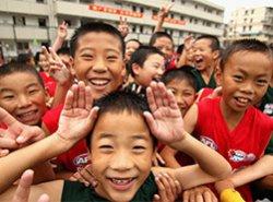 Китайские школьники проводят каникулы в Беларуси
