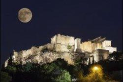 Греция отметит августовское полнолуние музыкальными представлениями и выставками