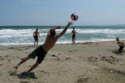 Пляжный футбол в Испании подпадет под запрет?