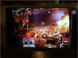 Мощный взрыв в центре Бангкока: среди жертв много иностранцев