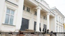 Дворец Друцких-Любецких в День письменности заполнится фото- и литературными экспозициями