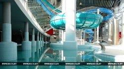 С 1 по 3 сентября аквапарк «Лебяжий» в Минске закроют на профилактику