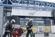 Парижский музейный комплекс сильно пострадал от пожара