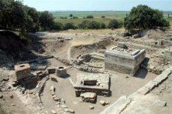 На раскопках Трои построят тротуары для туристов