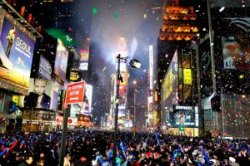 Таймс-сквер — главное место в мире, где крадут телефоны